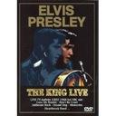 ELVIS PRESLEY-THE KING LIVE DVD SUPER CENA