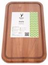 Deska kuchenna 37x21.5cm, drewniana, producent