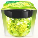 NATURAL FRESH JELLY PEARLS Zapach Lime Limonka Żel