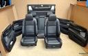 BMW 7 F01 fotele sport skóra boczki półka LCSW
