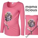 MAMA LICIOUS elastyczna BLUZKA ciążowa TAMARA 36-S