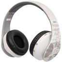 Słuchawki XX.Y Dynamic 10 White MP3 radio microSD