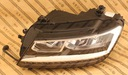 VW TIGUAN 2 II 15+ LAMPA PRZEDNIA FULL LED