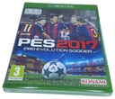 PES 17 PRO EVOLUTION SOCCER 2017 XBOX ONE MAMY