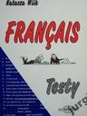 Francais TESTY  Natasza Wilk