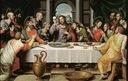 Obraz OSTATNIA WIECZERZA 55x35 nf6 religia JEZUS