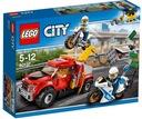 NOWE KLOCKI LEGO CITY 60137 ESKORTA POLICJI