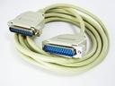 przewód LPT DB25 25pin równoległy wt / wt 5,0m