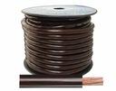 Kabel zasilajacy 2GA CCA 25mm2 CZARNY GRUBY
