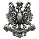 Przypinka pin Orzeł patriotyczny Boże zbaw Polskę