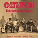 CZTERECH Dziwna historia CD 1967-1968