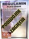 REGULAMIN BOISKA PLACU ZABAW 500x700 blacha