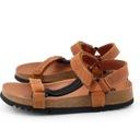 SCHOLL HEAVEN brązowe sandały profilowane r 35