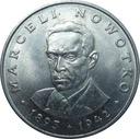 Moneta 20 zł złotych Nowotko 1977 r ładna