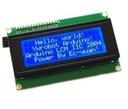 LCD 2004 4*20 I2C Blue HD44780 ARDUINO