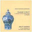 Delft Fajanse porcelana holenderska Holandia