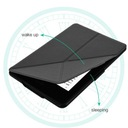 WROCŁAW Etui origami Kindle Paperwhite 4 2018 nieb Materiał tworzywo sztuczne