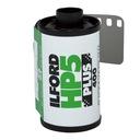 Ilford Film HP5 Plus 400/36 negatyw B/W 07/2018