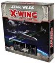 STAR WARS X-WING Gra figurkowa Zestaw podstawowy