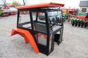Kabina kabiny C330 C 360 LUX MF MTZ T-25 URSUS