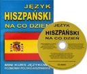 język hiszpański na co dzień  z CD