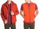 SCOTCH & SODA 2w1 kurtka tg.L/XL od Moda Uomo