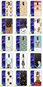 Świąteczne Etui Case do Huawei Mate 20 Lite Materiał tworzywo sztuczne