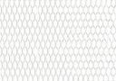 Siatka tuningowa SREBRNA ALUMINIOWA grill 100x25cm