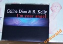 CELINE DION & R. KELLY i'm your angel - RARE
