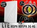 Antena MIMO LTE 2x 14dBi MODEM HUAWEI E3372 10m FV Marka inna