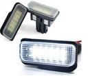PODŚWIETLENIE LED TABLICY MERCEDES W203 W211 W219