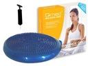 QMED Poduszka sensoryczna Dysk Beret ćwiczeń ORYG.