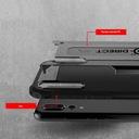 Etui Pancerne DIRECTLAB Hybrydowe do Huawei P20 Typ plecki