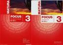Matura Focus 3 Podręcznik + CD + Ćwiczenia KOMPLET