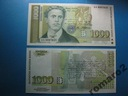 Banknot Bułgaria 1000 Leva AA !! 1994 P-105 UNC