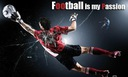 PIĄTEK MILAN - sportowa koszulka piłkarska r. 128 Płeć Chłopcy Dziewczynki
