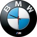 Zegar BMW + M-POWER duży 40cm