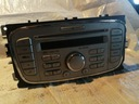 RADIO RADIOODTWARZACZ CD FORD MONDEO MK4