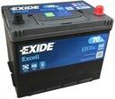 Nissan X-Trail akumulator EXIDE f.VAT