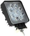 LAMPA ROBOCZA 9 LED HALOGEN 9-36V BARDZO MOCNA Numery katalogowe zamienników ZM.109