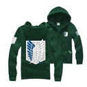 Anime Shingeki no Kyojin bluza attack on titan XL