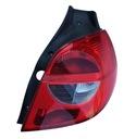 RENAULT CLIO III HB LAMPA PRAWY TYŁ TYLNA 05-09r