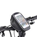 сумка велосипедная на руль ROSWHEEL телефон