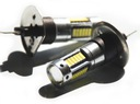 H1 LED 30 SMD 4014 DRL + stabilizator + soczewka !