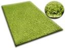 DYWAN SHAGGY 5cm zielony 40x100 gładki jednolity