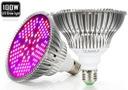 LED GROW 100W лампа лампа накаливания панель ??? растений 4 штук .