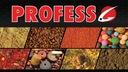 PROFESS - Kulki Proteinowe - TRUSKAWKA - 16mm Marka Profess
