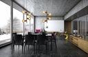 LAMPA WISZĄCA LOFT DESIGN ADALIO 4 LED od EMIBIG Rodzaj lampy Sufitowe - wiszące