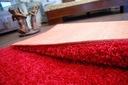 GRUBY DYWAN SHAGGY 5cm 150x500 cm bordo @68782 Kolor odcienie czerwieni