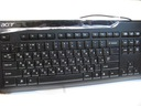 Klawiatura Lenovo IBM SK 8820 QWERTZ STICKERY PS2